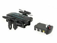 Foldable Mini Drone with HD 720P Camera FPV Wifi 2.4G RC Drone Altitude Hold TY