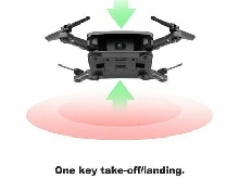 SMRC S1 Foldable Quadcopter Wi-Fi 720P Camera Altitude Hold Mini RC Drone TY