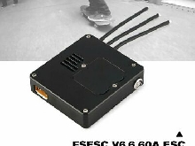 FLIPSKY FSESC V6.6 60A ESC for Skateboard RC Car Drone E-bike E-scooter Robot TY