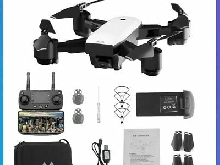 SMRC S20 Drone With HD 1080P 4K Camera Quadrocopter Hovering FPV Quadcopters 5MP