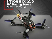 GEPRC Phoenix 2.5 5.8G 600TVL Camera Brushless FPV Micro RC Racing Drone BNF
