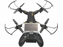 XS809 Mini RC Drone 6-axis 4CH Foldable Quadcopter Altitude Hold Helicopter LO