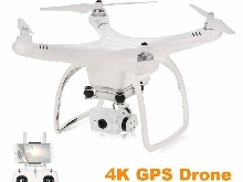 UPair One Drone avec Appareil Photo 16 MP 4 K 5,8 G FPV Quadcopter 2-Axis Gimbal