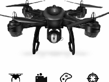 X38G 1080P Camera 2.4G Remote Control 6Axis WiFi Headless Altitude Hold Drone