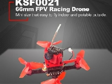 Happymodel Trainer66 Mini 66mm RC FPV Racing Drone Quadcopter Version PNP
