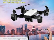 SMRC S20 Foldable FPV Drone Wide Angle 720P Camera 360° Flips Three Batter BF