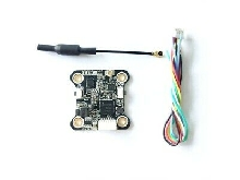 Mini VTX5848 48CH 5.8G 25/100/200mW Switchable FPV RC Drone VTX Video Transmitte