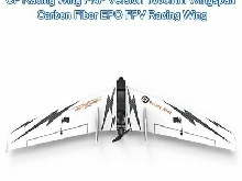 SONIC MODELL 1030mm Wingspan EPO FPV Fixed Wing RC Airplane Drone Aircraft FD