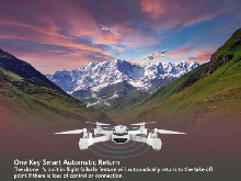 Hubsan X4 H502S 5.8G Smart Drone RC GPS Quadcopter Caméra Altitude 720P RTF FPV