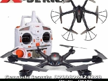 Drone MJX X600 Couleur Noir 2.4G 6-AXIS 3D ROLL X-SEERIES