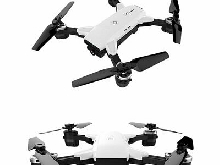 Jd-20 Drone With Wifi Hd Camera Remote Control Aircraft Four-Axis With Bag