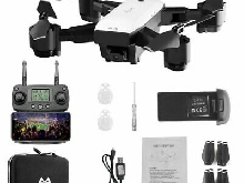 SMRC S20 Mini GPS Drone With 110 Degree Wide angle Camera 2.4G RC Quadcopter
