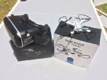 Drone Helicute Wave Razor 2,4Ghz