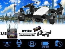 Mini Wifi Drone With 1080P HD Camera SMRC S20 2.4G Altitude Hold RC QuadcopterGH
