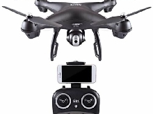 4 Axes S70W Full HD 1080P Dual GPS-2.4GHz WiFi/FPV Drone Quad Copter AircraftXN