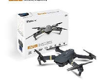 Pack Drone pliable quadcopter EACHINE E58 FPV WiFi Drone caméra 2.0MP 3 Batterie