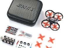 Emax Tinyhawk-S FPV 75mm 600TVL Camera BNF Racing Drone 1-2S Batterie RC1074