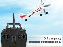 Volantex V761-1 RC Mini Planeur 3 Canaux 400mm 2.4GHz RTF Avion ERP Drone 6 Axes