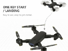 SG700-D Foldable Drone With 720P Camera Professional Optical Flow Position MZ