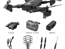 SG900 Foldable Quadcopter Drone WIFI Drones Optical Flow Positioning