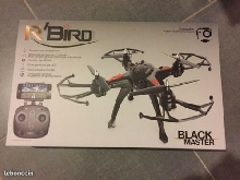 Drone pack r'bird black master + gopro hero