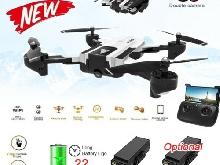 Foldable RC FPV Drone Quadcopter Optical Flow 2 Camera Gesture Photo Video SG900