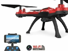 Drone Camera Wifi Temps Reel Photo Video Quadcopter Cle Retour Mode Eversion