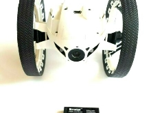 Véhicule RC Mini drone Parrot Jumping Sumo Wifi blanc