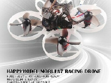 Happymodel Mobula7 75mm 2S Brushless Whoop FPV Racing Drone Basic Vers LQ