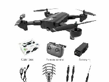 SG900 Foldable RC Drone Optical Flow Positioning with 4K Camera Airpl LQ