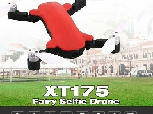 XT175 Fairy 2.4G GPS Brushless Foldable 1080P Camera FPV Drone RC Optical F LQ