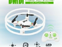 DWI D1 Mini Drone 3D Flip One-Key Return Headless Mode H/L Speed RC LX