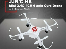 JJR/C H8 Mini 2.4G 4CH 6-axis Gyro Headless Mode Drone 360 flips QuadcopteYx