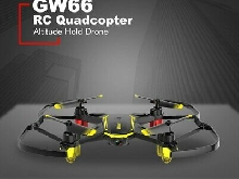 Global Drone GW66 Mini Drone FPV Drones RC Helicopter Quadcopter Altitude HolYx