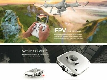 Syma X25PRO RC FPV Quadcopter Drone 720P HD Wifi Adjustable Camera GPYx