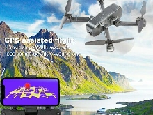 SJRC Z5 GPS RC Drone Foldable Quadcopter With 5G WiFi FPV 1080P HD Camera FR
