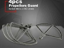 Protecteur de protection pour hélices 4pcs Props pour drone DJI Mavic 2 RC