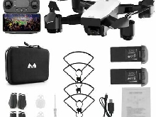 DJI Spark Clone Drone x pro 5G WIFI FPV With 1080P Camera Foldable RC 20119