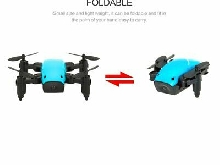 S9 2.4G Mini Drone plegable 360 ??grados Flip One-Key Return RC Quadcopterrv