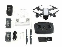 JJR / C X9 DREAM Wifi FPV RC Drone GPS Optical Flow Position Drone con 2 * batrv
