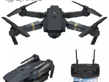 EACHINE E58 - WIFI RC Drone 2MP Caméra 3 Batteries FPV Pack  pliable pas cher