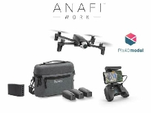 Parrot - Drone 4K - Anafi Work - Pack Pro Complet Nomade - Caméra 4K