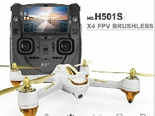XT-XINTE Original Hubsan H501S X4 5.8G FPV RC Drone With 1080P HD Camera with