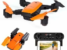 LE-IDEA IDEA7 GPS WI-FI FPV RC Drone with Camera Live Video and GPS One Key Map