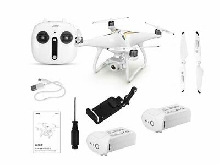 JJRC X6 GPS Drone Brushless 5G WiFi FPV 1080P Caméra RC Quadcopter 3 Batterie BK