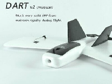 ZOHD Dart Sweep Forward Wing 635mm Envergadura FPV EPP Racing Wing RC Drone PNrv