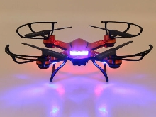 DRONE JJRC H12W - Un Quadcopter RC - ORANGE