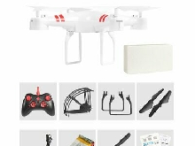 KY101D RC Helicopter Drone HD WIFI FPV 4K 16MP Camera 2.4G 4-axis RC Drones RC