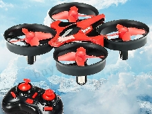 Cadeau de Noël des enfants Eachine E010 Mode Headless Mini RC Racing Drone Quadc