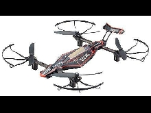 DRONE RACER ZEPHYR FORCE BLACK READYSET (#2018-018) KYO